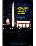 Landmarks of American Language & Linguistics