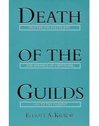Death of the Guilds – Professions, States, and the Advance of Capitalism, 1930 to Present