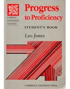 Progress to Proficiency Student's Book