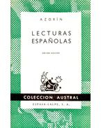 Lecturas espanolas