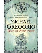 Days of Atonement