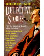 Golden Age – Detective Stories