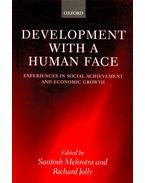Development with a Human Face – Experiences in Social Achievement and Economic Growth