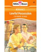 Lawful Possession