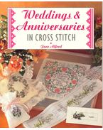 Weeings & Aniversaries in Cross Stitch
