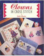 Clowns in Cross Stitch