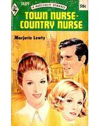 Town Nurse-Country Nurse