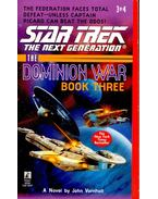 The Dominion War, Book Three