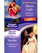 Omnibus: Montana Lawman – An American Princess