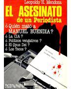 El asesinato de un Periodista