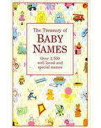 The Treasury of Baby Names