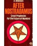 After Nostradamus