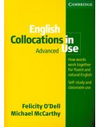 English Collocations in Use – Advanced