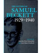 The Letters of Samuel Beckett 1929 – 1940