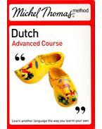 Dutch Advanced Course – 4 Cds