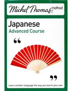 Japanese Advanced Course – 4 Cds