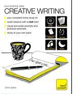 Creative Writing with workbooks, writer's companion and 10 Cds
