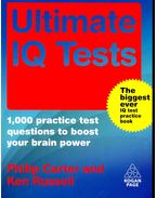 Ultimate IQ Tests – 1000 practice test questions to boost your brain power