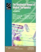 The Washington Manual of Medical Therapeutics