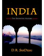 India – The Definitive History