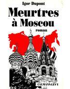 Meurtres á Moscou