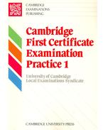 Cambridge First Certificate Examination Practice I-V.