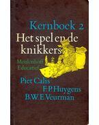 Het spel en de knikkers – Kernboek 2. Literatuurgeschiedenis van 1880 tot heden