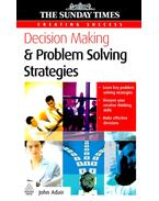 Decision Making & Poblem Solving Strategies