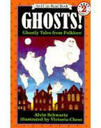 Ghosts! - Ghostly Tales from Folklore