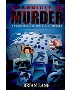 Chronicle of Murder