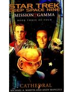 Mission Gamma Book Three of Four: Cathedral