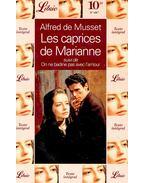 Les caprices de Marianne - Musset, Alfred de