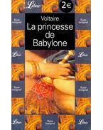La princesse de Babylon