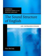 The Sound Structure of English – An Introduction