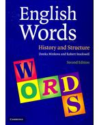 English Words – History and Structure