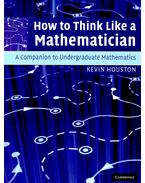 How to Think Like a Mathematician – A Companion to Undergraduate Mathematics