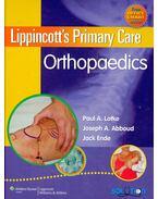 Lippincott's Primary Care Orthopaedics
