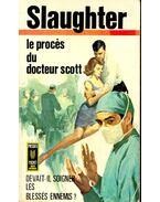 Le procés du docteur Scott