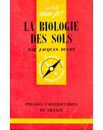 La Biologie des sols
