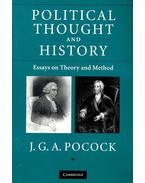 Political Thought and History – Essays on Theory and Method