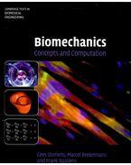 Biomechanics – Concepts and Computation