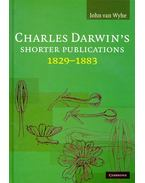Charles Darwin's Shorter Publications