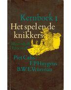 Het spel en de knikkers – Kernboek 1. - Literatuurgeschiedenis van ca. 800 tot 1880