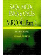 SAQs, MCQs, EMQs & OSCEs for MRCOG Part 2 – A Comprehensive Guide