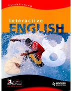Interactive English 8 with CD-ROM