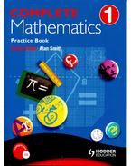 Complete Mathematics 1 Practice Book with CD