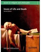 Issues of Life and Death