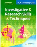 Investigate & Research Skills & Techniques