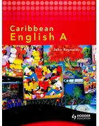 Caribbean English A with CD