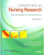 Essentials of Nursing Research - Appraising Evidence for Nursing Practice